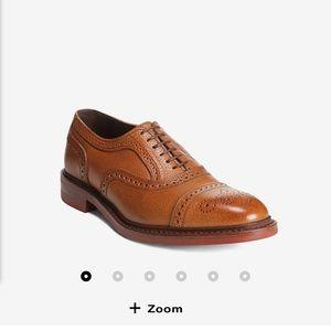 ALLEN EDMONDS men's dress shoe.